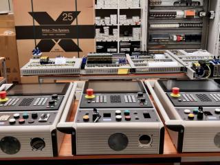 Řídící panely Simatic pro obráběcí stroje 2