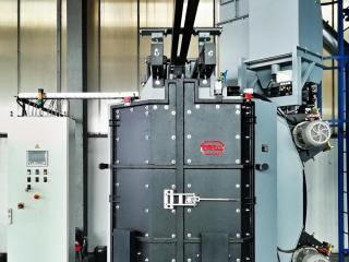 Tryskací stroj - OTECO 2